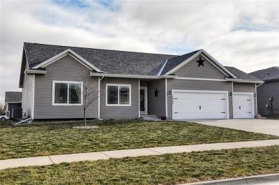 Grimes Single Family Home For Sale: 1305 NW Prairie Creek Drive