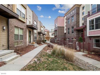 Des Moines Condo/Townhouse For Sale: 214 Watson Powell Jr Way #413