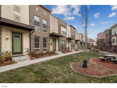 Des Moines Condo/Townhouse For Sale: 214 Watson Powell Jr Way #415
