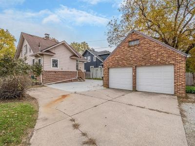 Des Moines Single Family Home For Sale: 1026 37th Street
