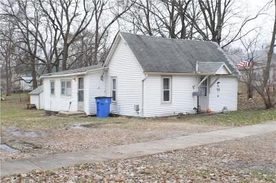 Indianola Single Family Home For Sale: 605 W 3rd Avenue