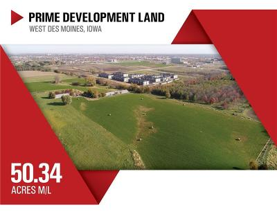 West Des Moines Residential Lots & Land For Sale: S 88th Street