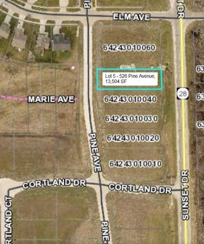 Norwalk Residential Lots & Land For Sale: 526 Pine Avenue