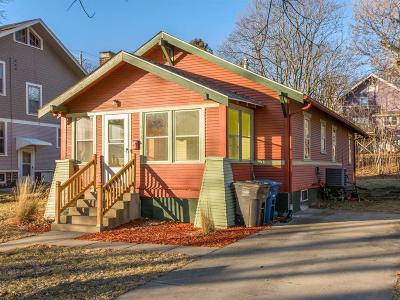 Des Moines Single Family Home For Sale: 644 26th Street