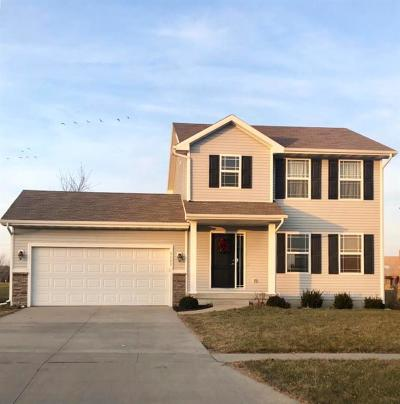 West Des Moines Single Family Home For Sale: 9669 Wilson Street