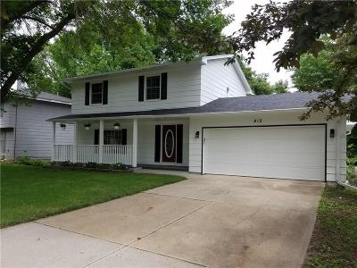 West Des Moines Single Family Home For Sale: 415 34th Street
