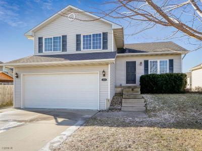 Norwalk Single Family Home For Sale: 2528 Shady Lane Drive