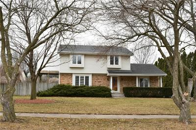 Pleasant Hill Single Family Home For Sale: 492 Benjamin Boulevard