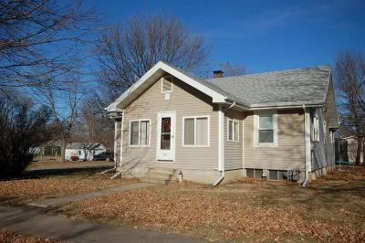 Boone Single Family Home For Sale: 821 W 6th Street