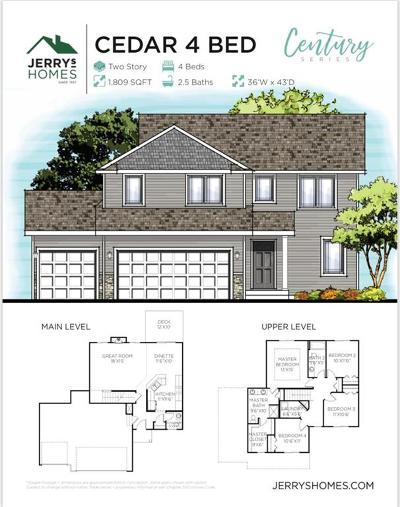 Waukee Single Family Home For Sale: 2340 SE Maxwell Drive
