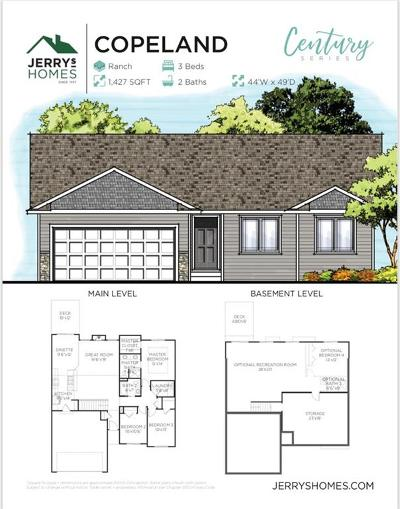 Waukee Single Family Home For Sale: 2350 SE Maxwell Drive