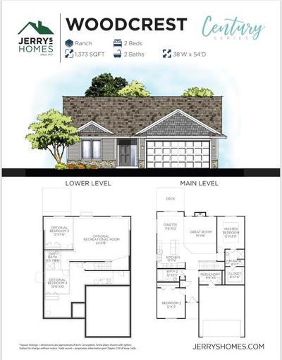 Waukee Single Family Home For Sale: 2360 SE Maxwell Drive