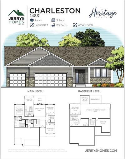 Waukee Single Family Home For Sale: 2380 SE Maxwell Drive