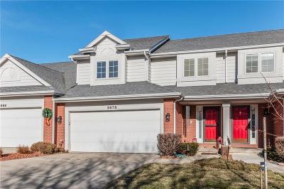 West Des Moines Condo/Townhouse For Sale: 5978 Ep True Parkway