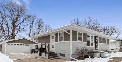 Waukee Single Family Home For Sale: 870 3rd Street