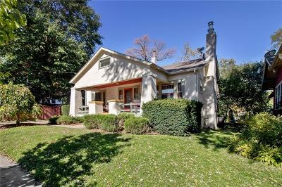 Des Moines Single Family Home For Sale: 3829 Hunter Avenue