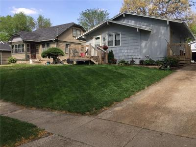 Des Moines Single Family Home For Sale: 1323 57th Street