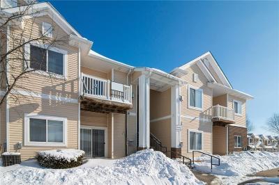 Des Moines IA Condo/Townhouse For Sale: $105,000