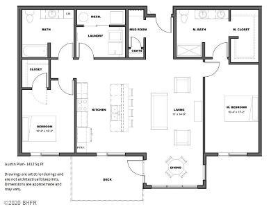 West Des Moines Condo/Townhouse For Sale: 9065 Bishop Drive #201