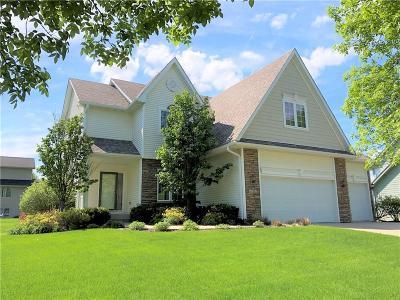 Johnston Single Family Home For Sale: 6708 Cheldon Court