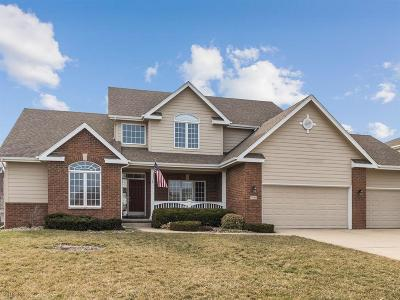 Waukee Single Family Home For Sale: 790 SE Mapleleaf Lane