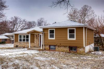 Des Moines Single Family Home For Sale: 4020 SW 31st Street