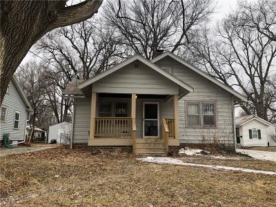 Des Moines Single Family Home For Sale: 2206 37th Street