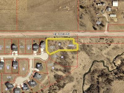 Ankeny Residential Lots & Land For Sale: 3214 NE 17th Street