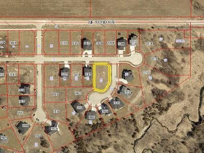 Ankeny Residential Lots & Land For Sale: 3119 NE 17th Street