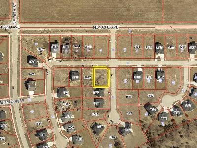 Ankeny Residential Lots & Land For Sale: 3021 NE 17th Street