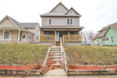 Des Moines IA Single Family Home For Sale: $145,000