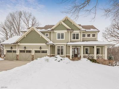 Johnston Single Family Home For Sale: 6733 Augustine Court