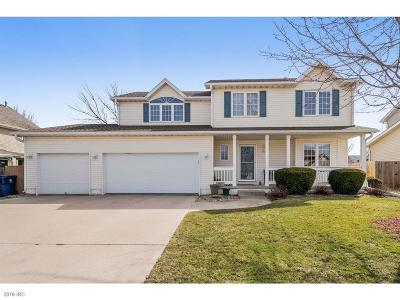Grimes Single Family Home For Sale: 805 SE Polk Street