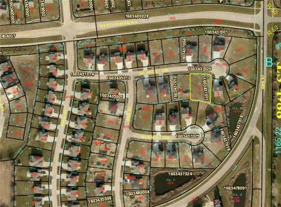 West Des Moines Residential Lots & Land For Sale: 8844 Scarlet Drive