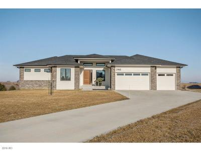 Van Meter Single Family Home For Sale: 2985 142nd Court