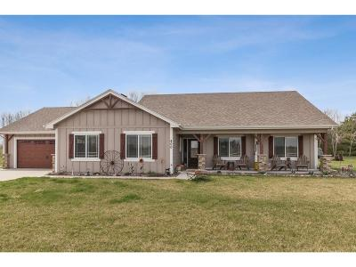 Story County Single Family Home For Sale: 400 Myers Street
