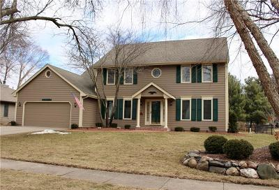 Johnston Single Family Home For Sale: 5863 S Winwood Drive