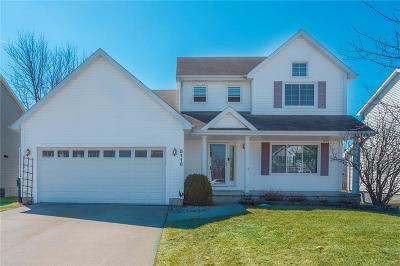 Urbandale Single Family Home For Sale: 5116 68th Street