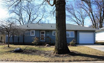 Ankeny Single Family Home For Sale: 313 SE Park View Drive