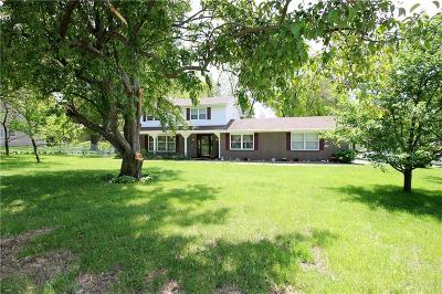 West Des Moines Single Family Home For Sale: 4010 Ashworth Road