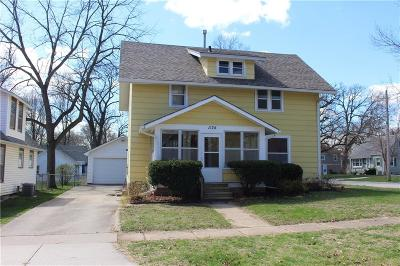 Ames Single Family Home For Sale: 1124 N 3rd Street