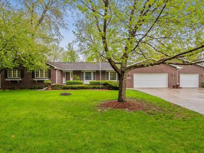 Clive Single Family Home For Sale: 13099 Ashleaf Drive