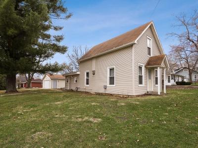 Carlisle Single Family Home For Sale: 500 Market Street
