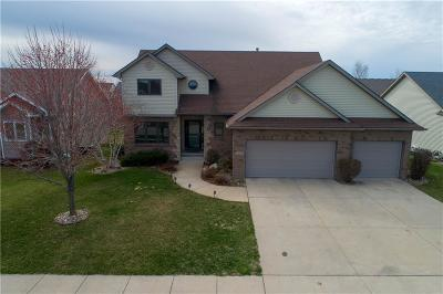 Ankeny Single Family Home For Sale: 1008 NW Boulder Brook Drive