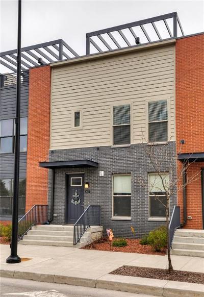 Des Moines Condo/Townhouse For Sale: 1637 Grand Avenue