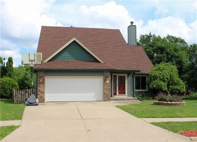 West Des Moines Single Family Home For Sale: 121 26th Court