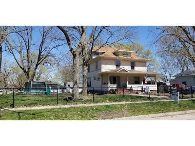 Indianola Single Family Home For Sale: 1200 W Euclid Avenue