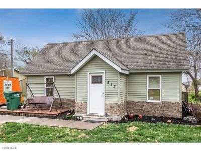 Grimes Single Family Home For Sale: 513 SE Ewing Street
