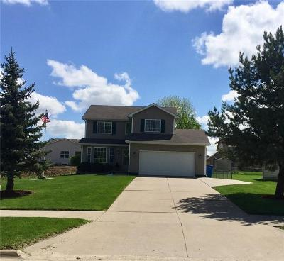 Indianola Single Family Home For Sale: 504 N 15th Street