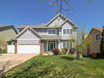 Johnston Single Family Home For Sale: 8319 Barnham Drive
